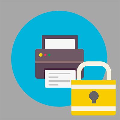 Persoonlijk printen met beveiliging dePrinterexpert