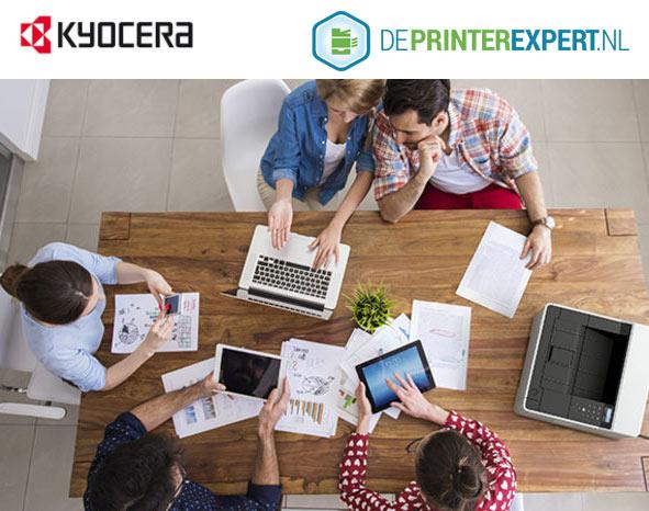 Nieuwe zwart-wit printers KYOCERA ECOSYS