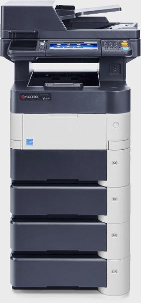 ECOSYS all in one zwart wit printers DePrinterexpert