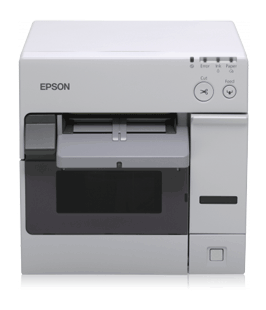 Epson ColorWorks C3400 kleuren labelprinter DePrinterexpert