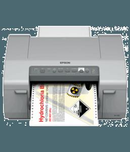 Epson ColorWorks C831 kleuren labelprinter DePrinterexpert