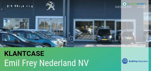 Klantcase Emil Frey Nederland NV DePrinterexpert