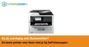 Beste printer voor thuis