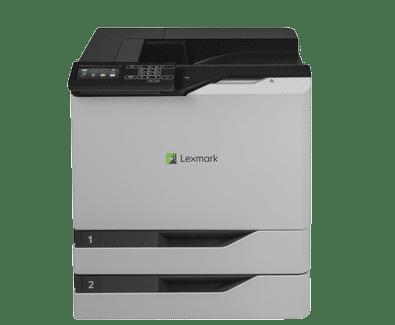 Lexmark CS820dte DePrinterexpert