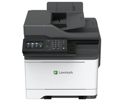 Lexmark CX522ade DePrinterexpert
