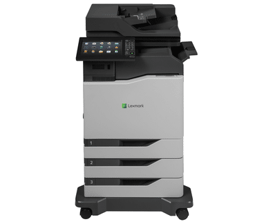 Lexmark CX825dtfe DePrinterexpert