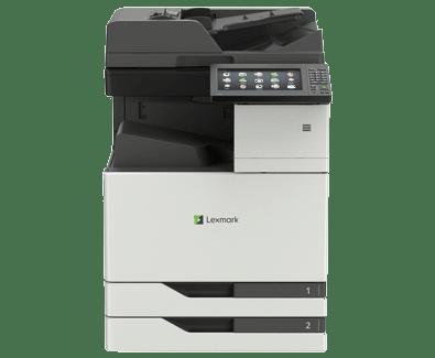 Lexmark CX920de DePrinterexpert