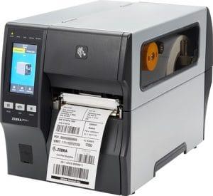 zebra printer zt411